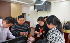 安徽肥西:一年为农民工追讨工资528万元