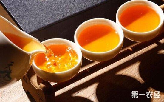 农经网 茶叶 茶文化       武夷岩茶是我国的传统名茶,一种具有绿茶清