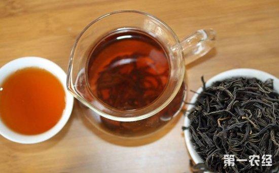 野生古树红茶的功效与作用