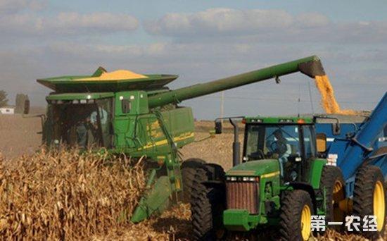 2017/18年度:乌克兰玉米产量预计为2850万吨