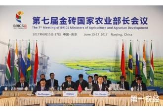 第七届金砖国家农业部长会议成果综述