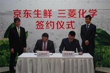 京东生鲜鱼日本三菱合作 在无锡建设植物工厂