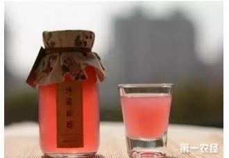 """果酒发展趋势不断向好行业的""""春天""""将到"""