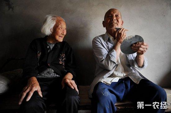 我国农村老年人现状_农村老人的幸福在哪里?完善养老制度任重道远 - 农业要闻 - 第 ...