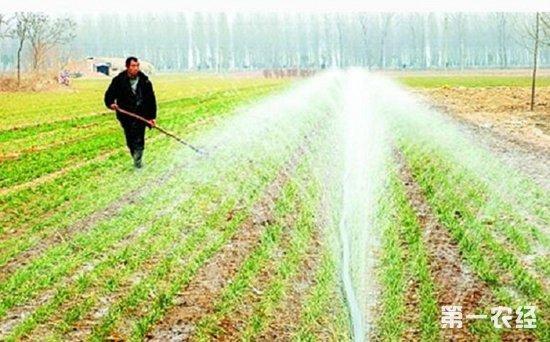 农业水价改革将在全国陆续落实