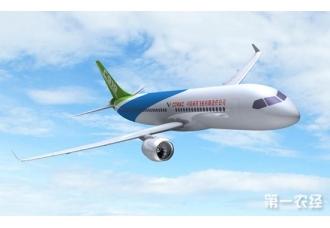 """中国大飞机的""""国产化"""" C919项目不得不提的3个百分比"""