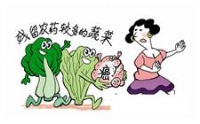 云南省丘北县:药监局检测出3批次农产品农药残留超标