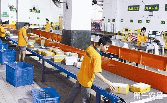 农村网购市场规模潜力巨大