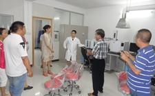 宁夏银川:开展农产品质量安全检测室开放日活动