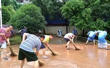 湖南:灾民携手共进 力争大灾之年粮食不减产