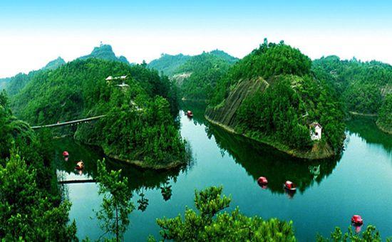 """<b>江西:大力打造""""森林特色小镇"""" 促进林业转型</b>"""