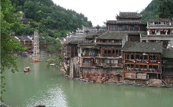 湖南湘西:乡村旅游助扶贫攻坚