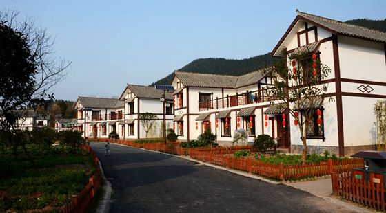 江西:生态文明与新农村建设相结合