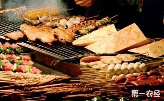 夏季急性肠胃炎高发  宵夜吃烧烤需要注意这些事项!