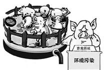 北方12省禁养发布,17年环保工作对畜禽养殖规定