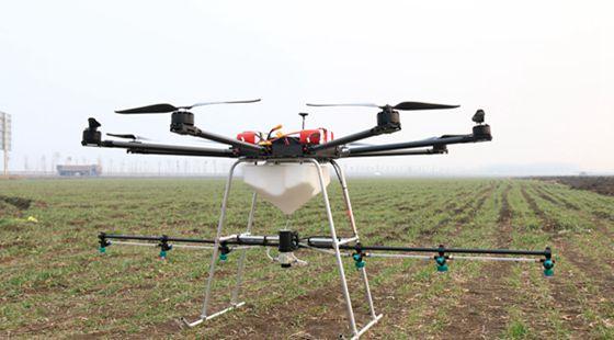共享经济时代下的新型共享植保无人机