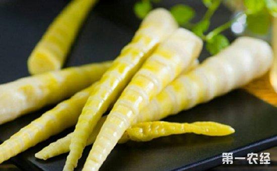 北京:罗汉笋检出二氧化硫残留量超标  2批次不合格蔬菜制品被通报
