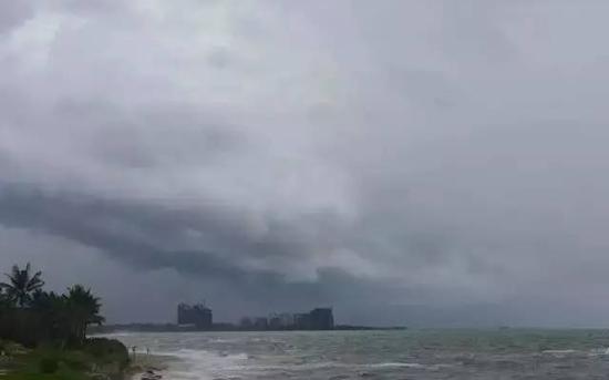 双台风或将先后登陆福建 闽浙台高温天气有望逐步缓解