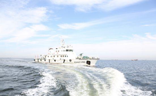 河北黄骅:休渔期也依旧忙碌