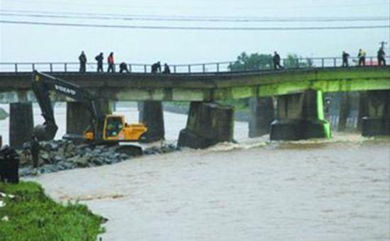 特大暴雨袭击辽宁 防汛应急响应提升至Ⅱ级