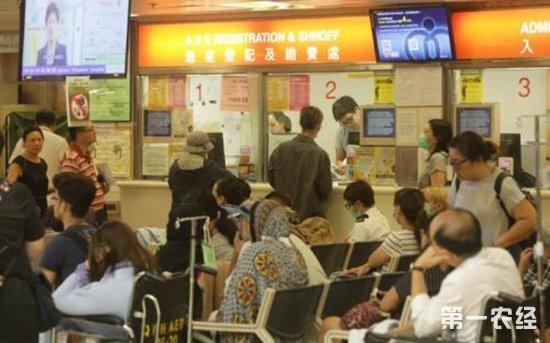 香港今夏流感患者暴涨 1.4万流感患者307人死亡