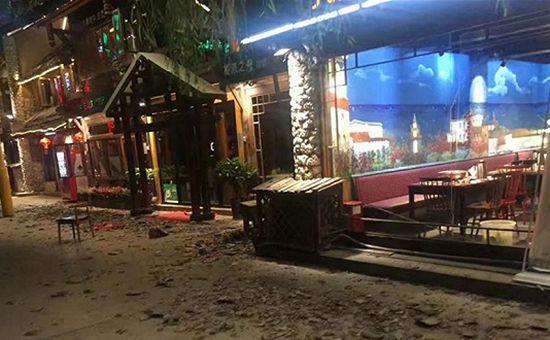 中国地震局:九寨沟震区近几日仍有6级左右余震的可能性