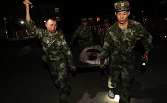 九寨沟地震最新伤亡数据 13人死亡轻伤217人受伤