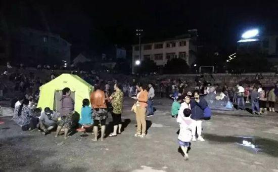 四川九寨沟地震现各工作展开情况