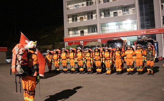 九寨沟地震发生后 中国解放军和武警都有哪些救援行动