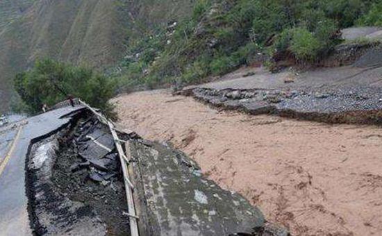 """甘肃陇南""""8·7""""暴洪灾害造成逾18万人受灾"""
