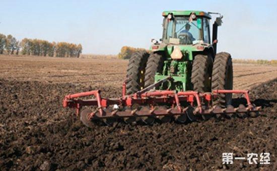 农业部下发深松整地作业任务