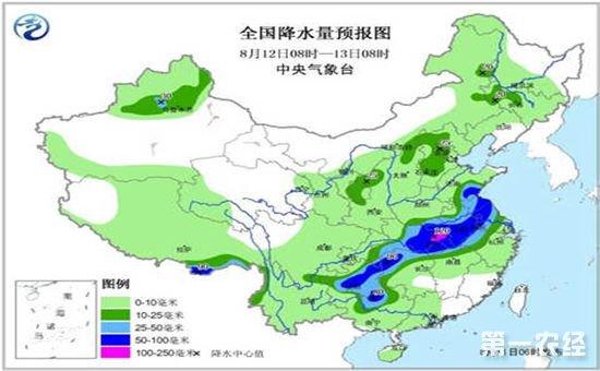 华北东北地区未来几日多雷阵雨天气