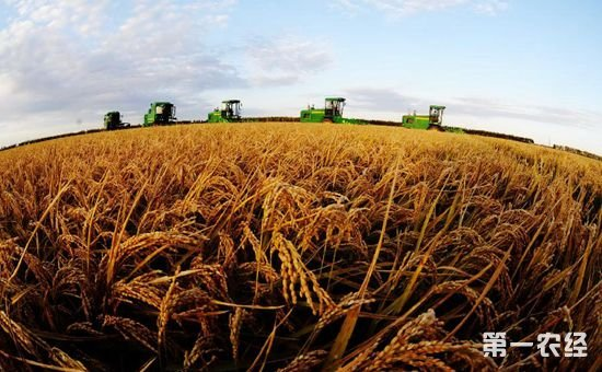 上半年全国不断推进农业生产全程机械化