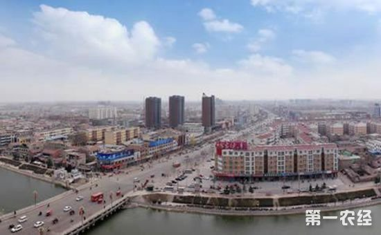 河南滑县:驻村书记助力扶贫攻坚