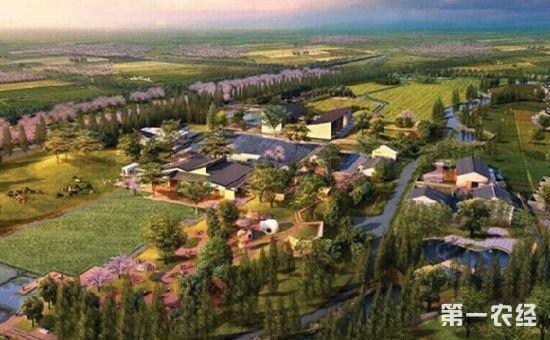 田园综合体——城乡共享的新型栖居地