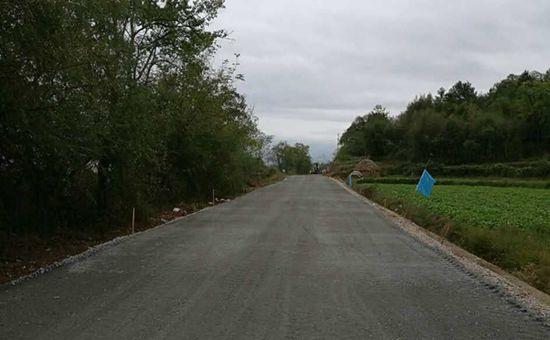 农村将全面修双车道公路 将给农民带来这些好处!