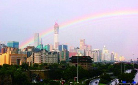 <b>北京7月优良天数比例超40% 同比上升6.4个百分点</b>