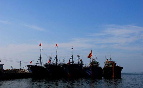 """南海禁渔期结束 迎来""""开渔节"""""""