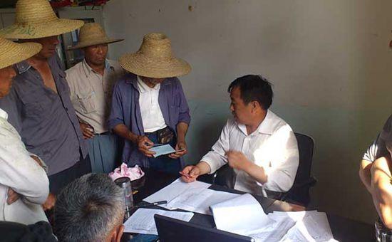 农村养老政策有调整 以下农民的失地养老保险难领
