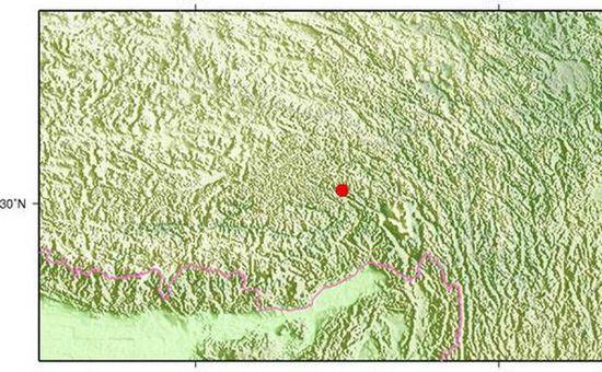 <b>西藏波密昨日发生3.1地震 为何青藏高原周边地震频发?</b>
