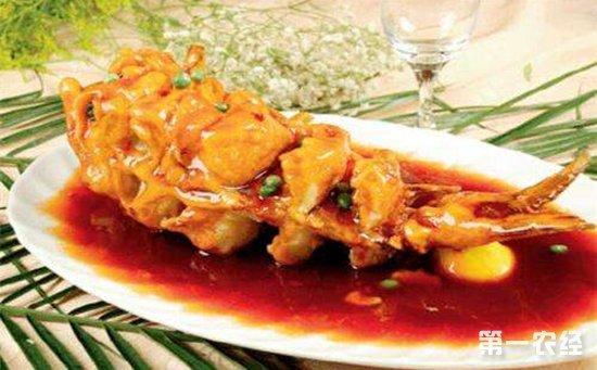 宁夏银川地理标志产品:银川鲤鱼