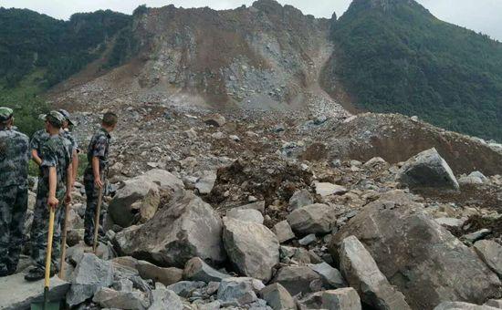 贵州纳雍发生山体滑坡灾害 已致17人遇难