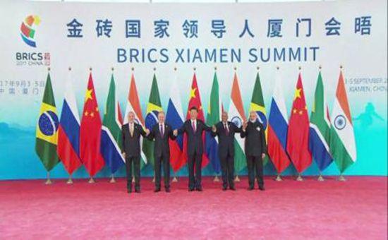 金砖国家领导人第九次会晤4日上午在厦门开幕
