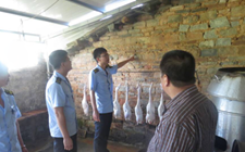 海南:环境脏乱且三防措施不到位 一烤鸭小作坊被责令整改
