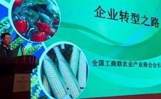 """甘肃农博会上 王均豪会长就""""企业转型之路""""提出五种""""思维"""""""
