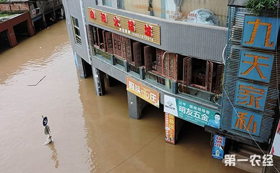民政部:9月以来的新一轮降雨已致至少59.6万人受灾、15人死亡失踪