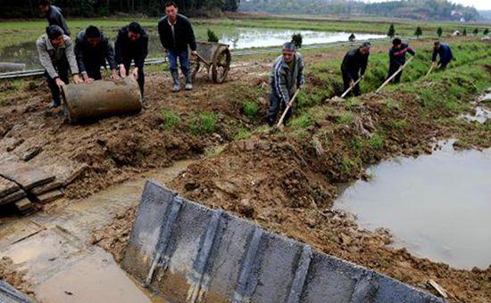陕西:农村水利等基础设施正在逐渐完善
