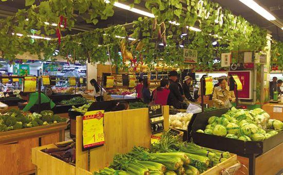 """湖南长沙:""""放心蔬菜示范超市""""创建活动开启"""