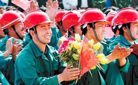河南:进城农民工受教育程度普遍提高