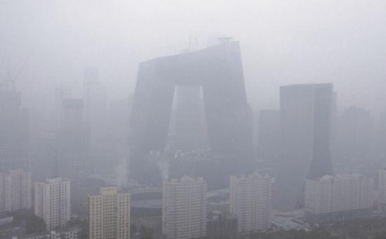 未来三天京津冀地区将出现间断性中至重度污染